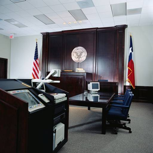 U.S. Tax Court Interior
